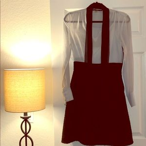 Cute and elegant Karl Lagerfeld dress